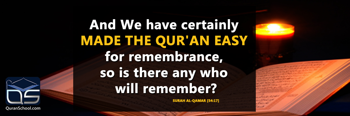 Memorize at least the last 20 Surahs of the Quran