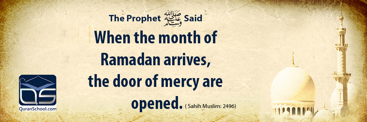 The Importance and Rewards of Ramadan According to Hadiths
